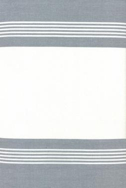 "18""  Grey/White Rock Pool Toweling Fabric Tea Towels by Moda"