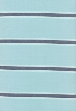 "60"" Rock Pool Seaglass Striped Toweling Tea Towels by Moda"