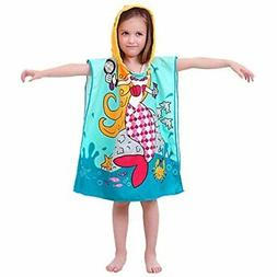 HAN-MM Hooded Bath Towel For 1 To 5 Year Toddler/Kid Boys Us