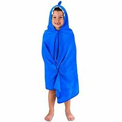 Hooded Towel For Kids &amp Toddlers, Ideal At Bath, Beach, P