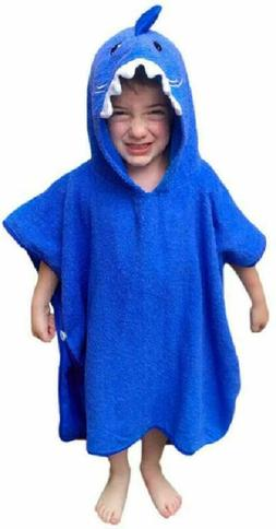 Hudz Kidz Hooded Towel For Kids  Toddlers, Ideal At Bath, Be