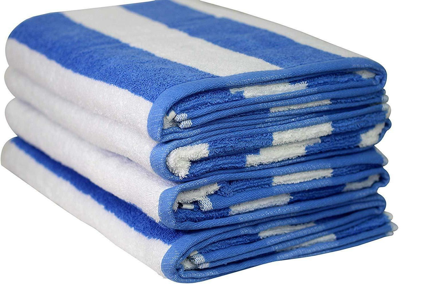 4 inches-Large Towels MIMAATEX