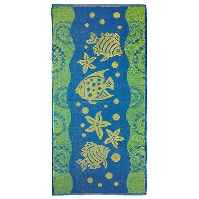 KAUFMAN -PROMO ASSORTED JACQUARD BEACH and POOL PACK OF