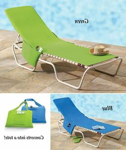 Lounge Chair Cover Terry Towel Beach Chair Cover Tote Swimmi