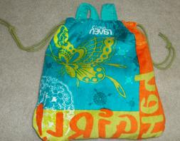 """NEW Disney """"That's So Raven"""" Backpack Beach/Pool Towel Size"""