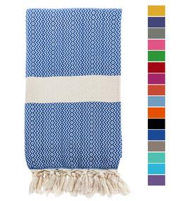 Swan Comfort Natural Turkish Towel Peshtemal Towel 100% Natu