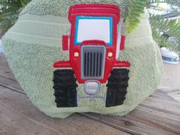 TRACTOR Hooded Towel. Great Gift for Bath, Pool or Beach! Ha