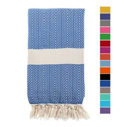 Swan Comfort Turkish Towel Peshtemal for Beach Spa Bath Pool